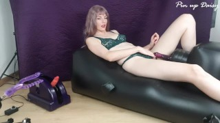Brigitta bui masturbate anal